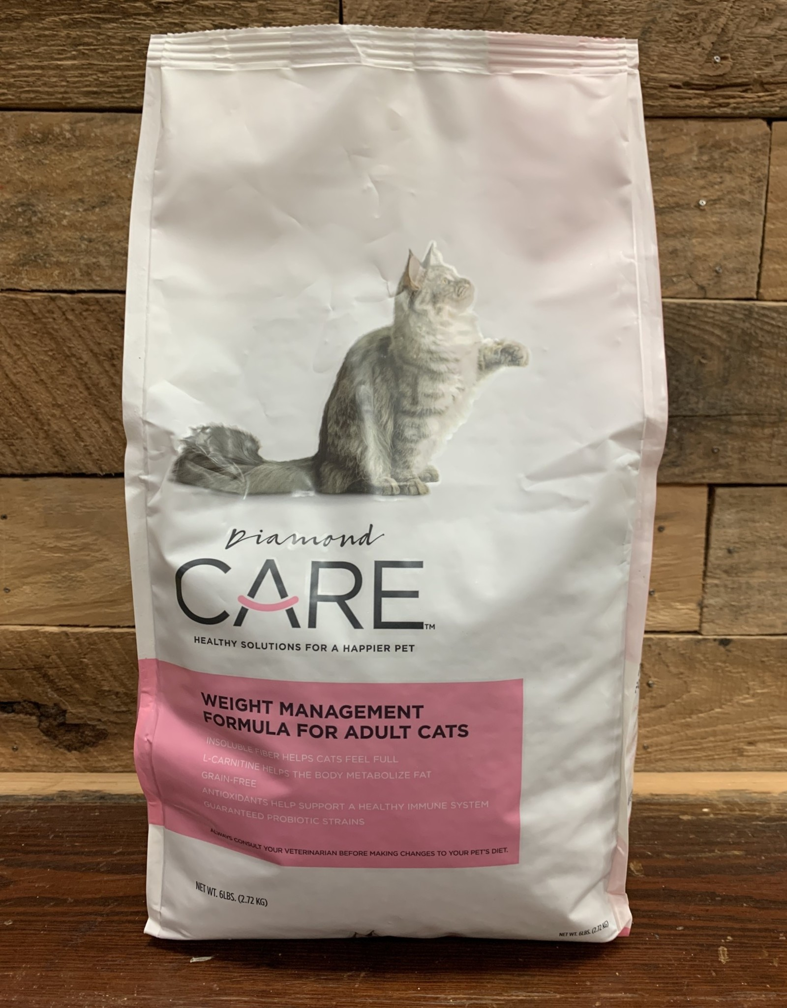 Diamond Naturals Diamond Care cat weight 6#
