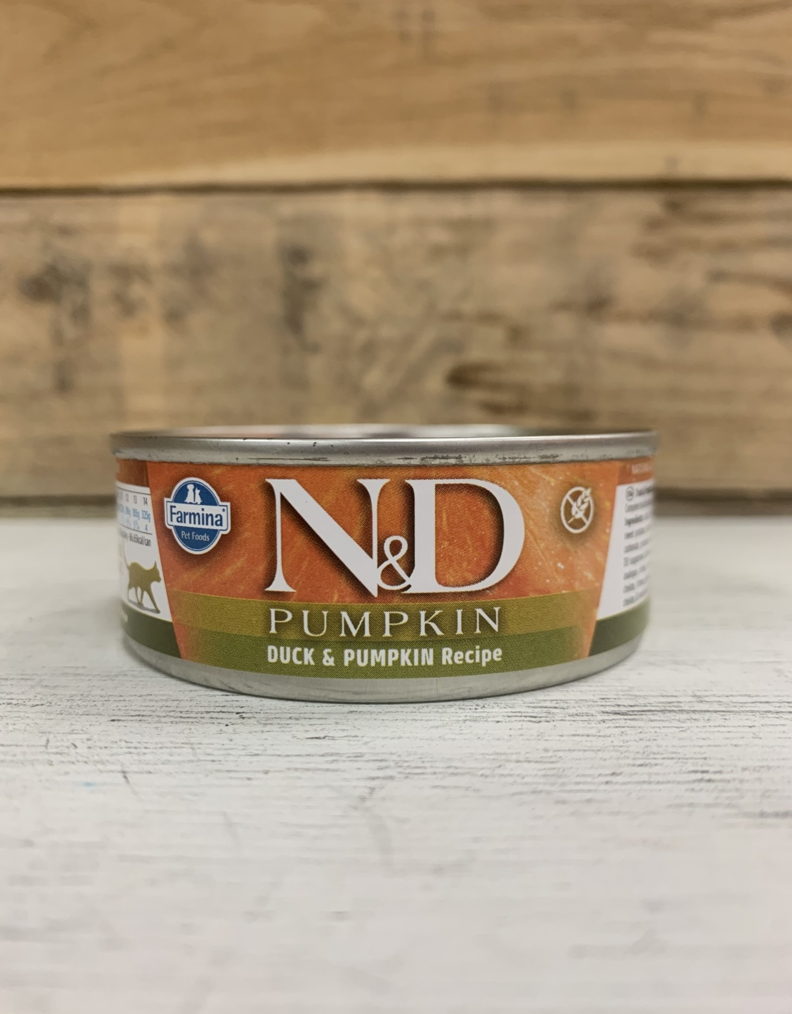 Farmina Farmina N&D cat Pumpkin Duck 2.8oz can