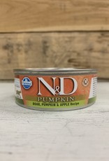 Farmina Farmina N&D cat Pumpkin Boar/Apple 2.8oz Can