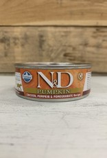Farmina Farmina N&D Cat Pumpkin Chicken/Pom Can 2.8oz
