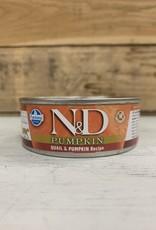 Farmina Farmina N&D Cat Pumpkin Quail/Pom Can 2.8oz