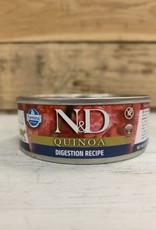 Farmina Farmina N&D Cat Quinoa Digestion Lamb Can 2.8 oz