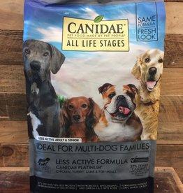 Canidae Pet Food Canidae Platinum Senior/Overweight 15#