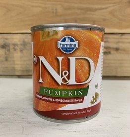 Farmina Farmina N&D Dog Pumpkin Chix&Pomegranate Can 10.5oz