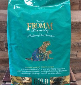Fromm Family Foods Fromm gold Large Breed dog 33#
