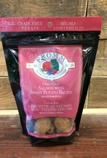 Fromm Family Foods Fromm 4star salmon & sweet potato gf treat 8oz