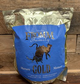 Fromm Family Foods Fromm Gold adult mature cat 2.5#