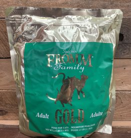 Fromm Family Foods Fromm gold Adult cat 2.5#