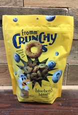 Fromm Family Foods Fromm Crunchy O's Blueberry treat