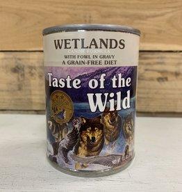 Taste of the Wild Taste of the Wild Wetlands Dog Can 13.2oz