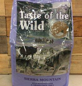 Taste of the Wild Taste of the Wild Sierra Mountain 5#