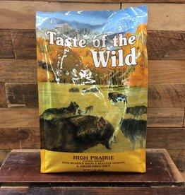 Taste of the Wild TASTE OF the WILD HIGH PRAIRIE dog 14#