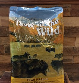 Taste of the Wild TASTE OF THE WILD HIGH PRAIRIE dog 28#