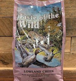 Taste of the Wild Taste of the Wild Lowland Feline 5# -