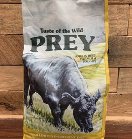 Taste of the Wild Taste of the Wild Prey Angus Beef 6# cat -