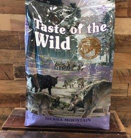 Taste of the Wild TASTE OF THE WILD SIERRA MOUNTAIN dog 28#