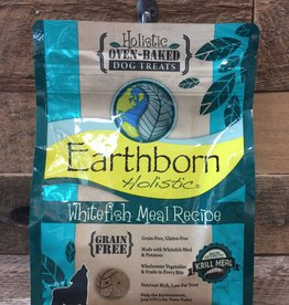 Earthborn Holistic Earthborn Whitefish oven baked biscuits 14oz