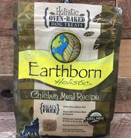 Earthborn Holistic Earthborn Chicken oven baked biscuits 14oz