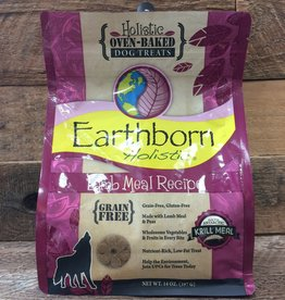 Earthborn Holistic Earthborn Lamb oven baked biscuits 14oz