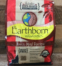 Earthborn Holistic Earthborn Bison oven baked biscuits 14oz