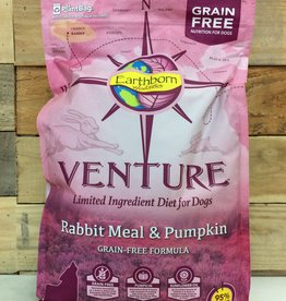Earthborn Holistic Earthborn Venture Rabbit & Pumpkin 4#
