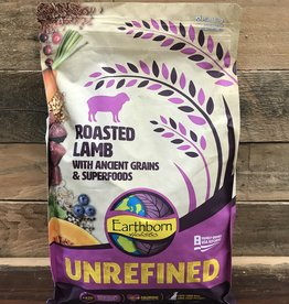 Earthborn Holistic Earthborn Holistic Unrefined Ancestral Grain Roasted Lamb 4#