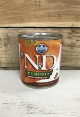 Farmina farmina N&D Quinoa skin & coat venison dog 10.5oz can