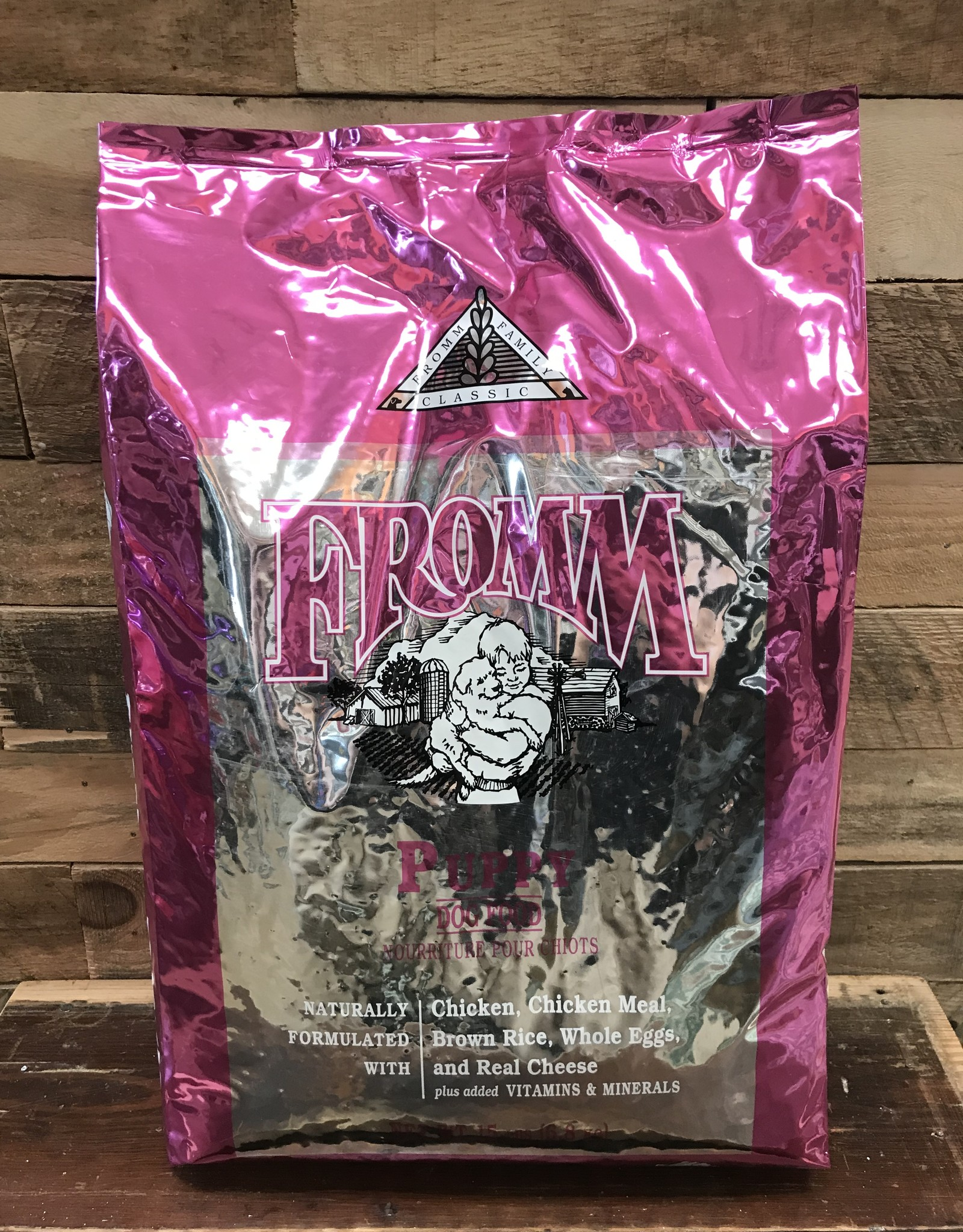 Fromm Family Foods Fromm Classic Puppy 15#