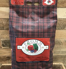 Fromm Family Foods Fromm 4star beef highlander 15#