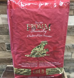 Fromm Family Foods Fromm gold Large Breed Weight Management dog 33#