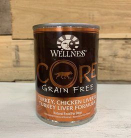 Wellness Wellness core turkey dog 12.5oz