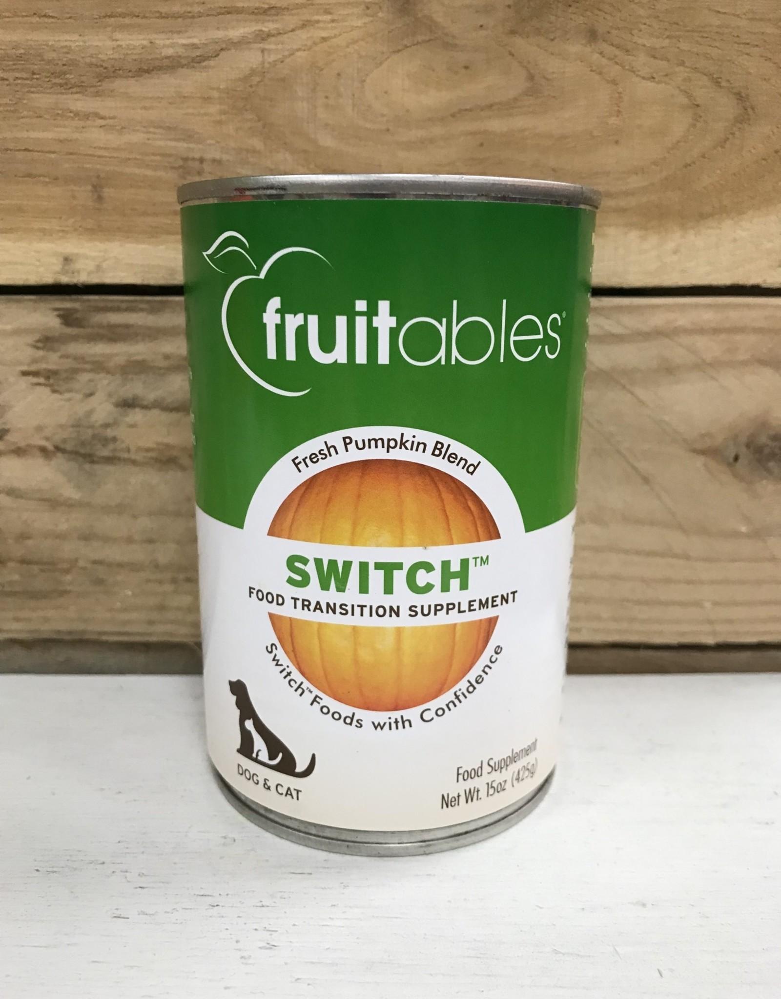 Fruitables 15oz Transition Pumpkin