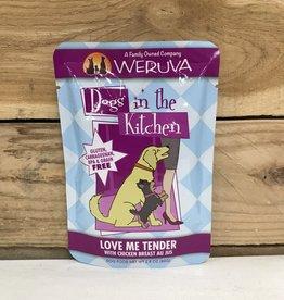 Weruva Weruva DITK love me tender pouch 2.8oz