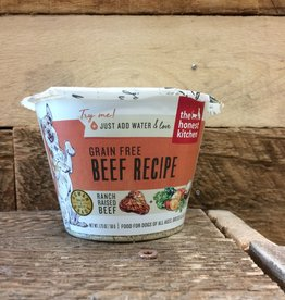 The Honest Kitchen Dog Grain Free Beef 1.75oz. Cup