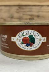 Fromm Family Foods FROMM 4STAR can Turkey cat 5.5OZ