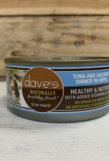 Daves Pet Food Daves NH Tuna & Salmon cat 5.5oz