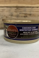 Daves Pet Food Daves NH Chicken/White Cat 5.5oz