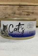 Daves Pet Food Daves Cats Meow Beef/lamb cat 5.5oz