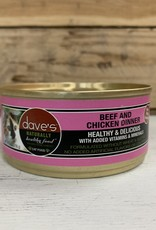 Daves Pet Food Daves NH Beef/Chk Cat 5.5oz