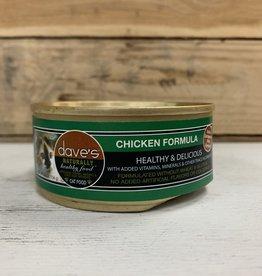 Daves Pet Food Daves NH Chicken Cat 5.5oz