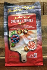 Fussie Cat FUSSIE CAT FRESH CHICKEN & TURKEY 10LB