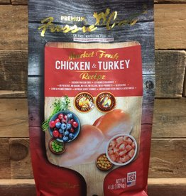 Fussie Cat FUSSIE CAT FRESH CHICKEN & TURKEY 4LB