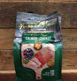 Fussie Cat FUSSIE CAT FRESH SALMON & CHICKEN 2LB