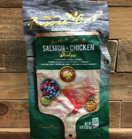 Fussie Cat FUSSIE CAT FRESH SALMON & CHICKEN 4LB