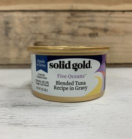 Solid Gold solid gold blended tuna cat 3oz