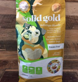 Solid Gold solid gold Holistique Blendz Adult  dog 4#