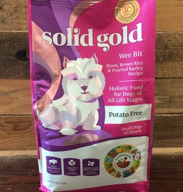 Solid Gold solid gold Wee Bit All Stages Small Breed Dog, 4#