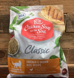 Chicken Soup for the Soul Chicken soup weight & mature cat 4.5#