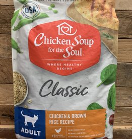 Chicken Soup for the Soul Chicken Soup Cat Adult 13.5#