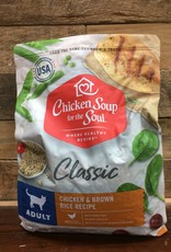 Chicken Soup for the Soul Chicken soup cat adult 4.5#